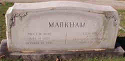 Proctor Read Markham