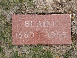 Blaine Kinnick