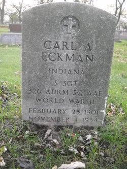 Carl A. Eckman
