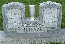 Thelma Irene <i>Long</i> Huffman