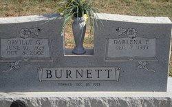 Orville G Burnett