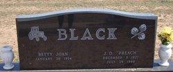 J. D. Preach Black