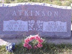 John F. Atkinson