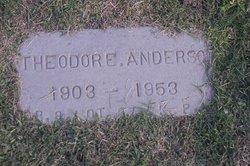 Theodore Anderson