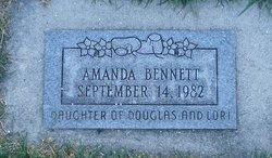 Amanda Bennett