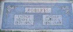 Amelia <i>Stoddard</i> Roberts