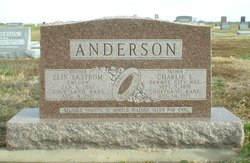 Charlie Elmer Anderson