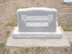Sadie Estella <i>Garten</i> Lawrence