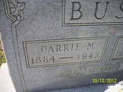 Carrie Mae <i>Pollock</i> Busby