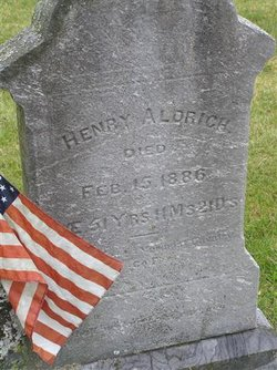 Pvt Henry Aldrich