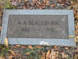 W. A. Blackburn