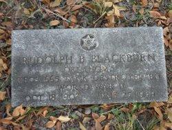 Rudolph B. Blackburn