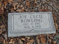 Joe Cecil Bowling