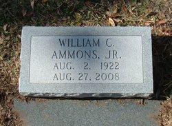 William C Ammons, Jr
