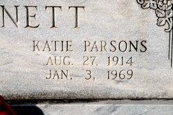 Katie <i>Parsons</i> Barnett