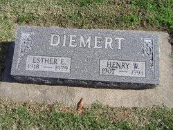 Henry W Diemert