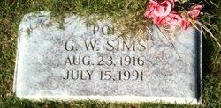 George Wash Sims, II