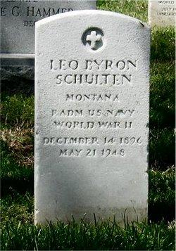 Adm Leo Byron Schulten