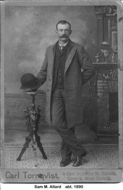 Samuel Moses Allard