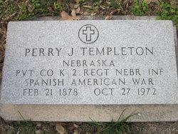Perry J Templeton