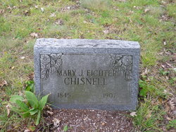Mary Jane <i>Franklin</i> Chisnell
