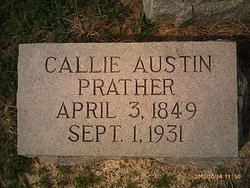 Callie Newman <i>Austin</i> Prather