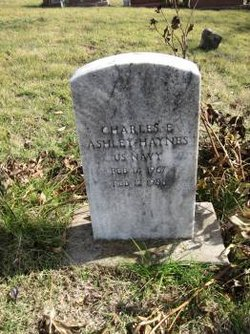 Charles E. - Ashley Haynes