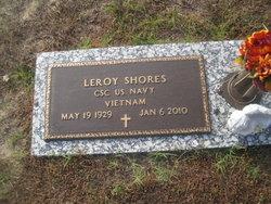CPO Leroy Chief Shores