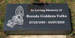 Brenda <i>Giddens</i> Fulks