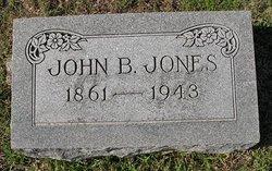John Burl Jones