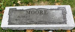 Alfred F Moore