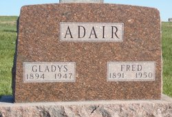 Gladys Mae <i>Spencer</i> Adair
