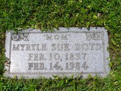 Myrtle Sue <i>Tanner</i> Boyd