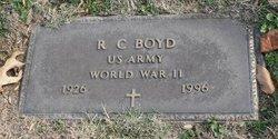 R C Boyd