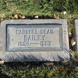 Carroll Dean Bailey