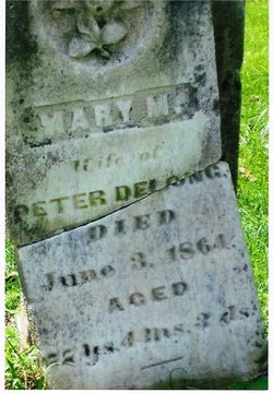 Mary Magdalena <i>Milner</i> DeLong