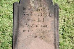 Abraham Cook