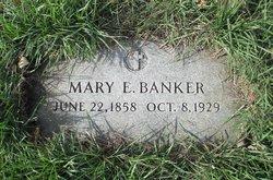 Mary E. <i>Malloy</i> Banker