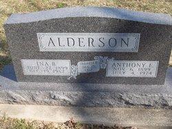 Anthony Lee Alderson