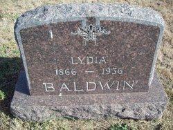 Lydia Lydie <i>Noales</i> Baldwin
