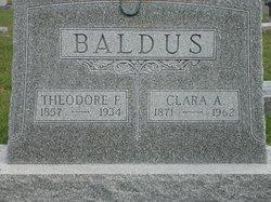Clara Ann <i>Cochran</i> Baldus