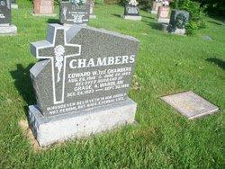 Edward W Ted Chambers