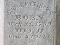 Bud Cade Matthews