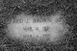 Fred J Brown, Jr