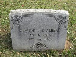 Claude Lee Albea
