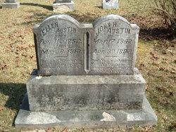 Mrs Elmira Catherine Ellen <i>Derryberry</i> Austin