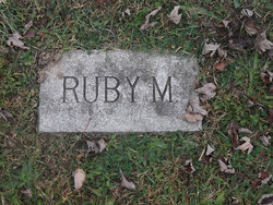 Ruby May Jeanne Gordon