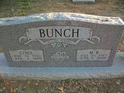 Ethel E. <i>Johnson</i> Bunch