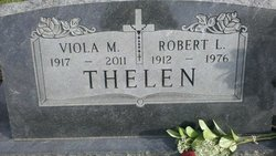 Viola Mary <i>Blundy</i> Thelen
