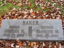 Blanche Marie <i>Montgomery</i> Baker